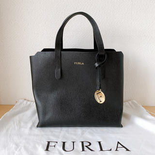 Furla - FURLA サリー Sサイズ ブラック