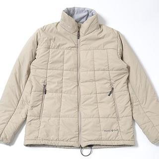 モンベル(mont bell)の◇mont-bell◇sizeL quilting jacket beige(ブルゾン)