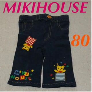 mikihouse - MIKIHOUSE  スパッツ★80