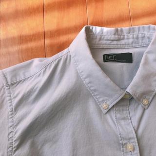 ギャップ(GAP)のGAP 長袖シャツ トップス(シャツ/ブラウス(長袖/七分))