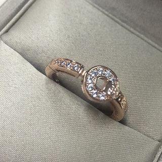 ブルガリ(BVLGARI)のBVLGARI パヴェダイヤモンド リング (リング(指輪))