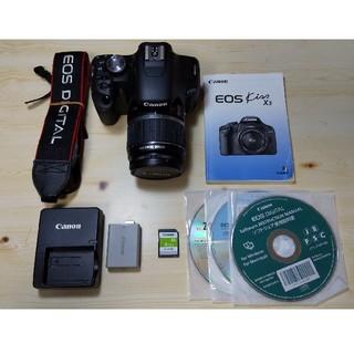 Canon - キヤノン EOS KISS X3 レンズセット