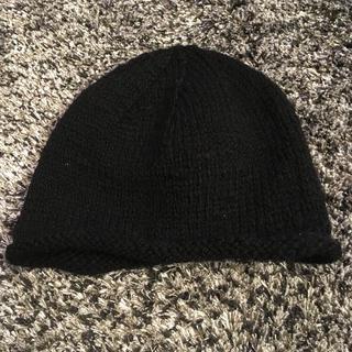 アニエスベー(agnes b.)のアニエス・ベー ウールニット帽(ニット帽/ビーニー)