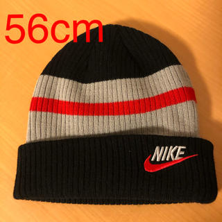 NIKE - NIKE ナイキ キッズ ジュニア ニット帽 56cm