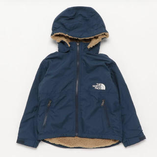 THE NORTH FACE - yuzu様専用 THE NORTH FACE コンパクト ジャケット 130