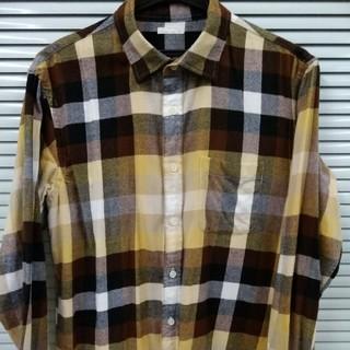 GU - (中古)GUチェックシャツ
