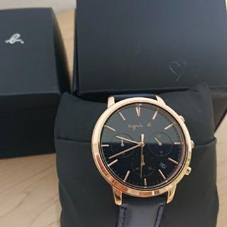 アニエスベー(agnes b.)のアニエスベー メンズ 時計(腕時計)