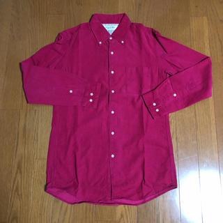ユニクロ(UNIQLO)のUNIQLO : コーデュロイシャツ : Sサイズ(シャツ)