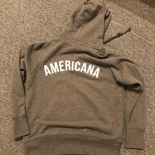 AMERICANA - アメリカーナ パーカー