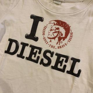 DIESEL - DIESEL ディーゼルキッズ ロゴTシャツ サイズ3 120cmくらい