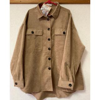 シマムラ(しまむら)のしまむら♡OH MY GIRLコラボ♡シャツジャケット♡Lサイズ(シャツ/ブラウス(長袖/七分))