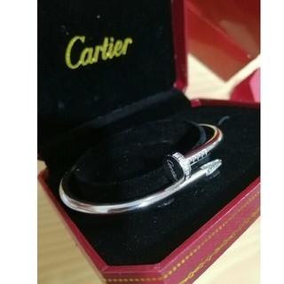 カルティエ(Cartier)の★Cartier カルティエ  ブレスレット レディース  シルバー 釘(ブレスレット/バングル)
