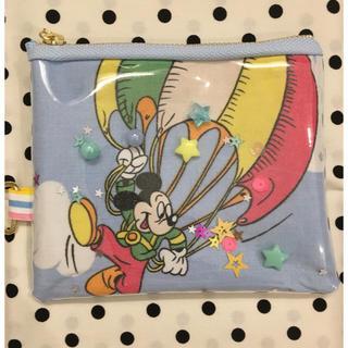 Disney - ミッキー☆気球 マルチポーチ