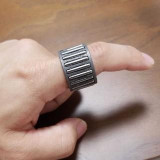無骨なリング(リング(指輪))