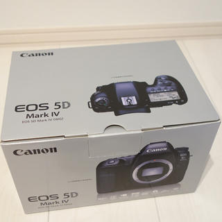 Canon - CANON 5D mark IV (キャノン5D mark 4) ボディ 美品