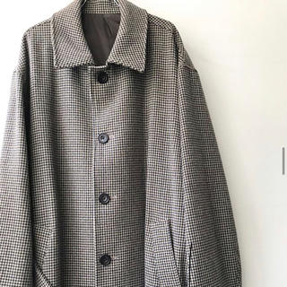 Jieda - stein 19AW OVER SLEEVE INVESTIGATED COAT
