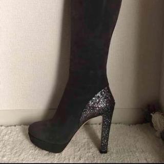 ミュウミュウ(miumiu)の売り切りたい値下げ💓miumiu ロングブーツ(ブーツ)