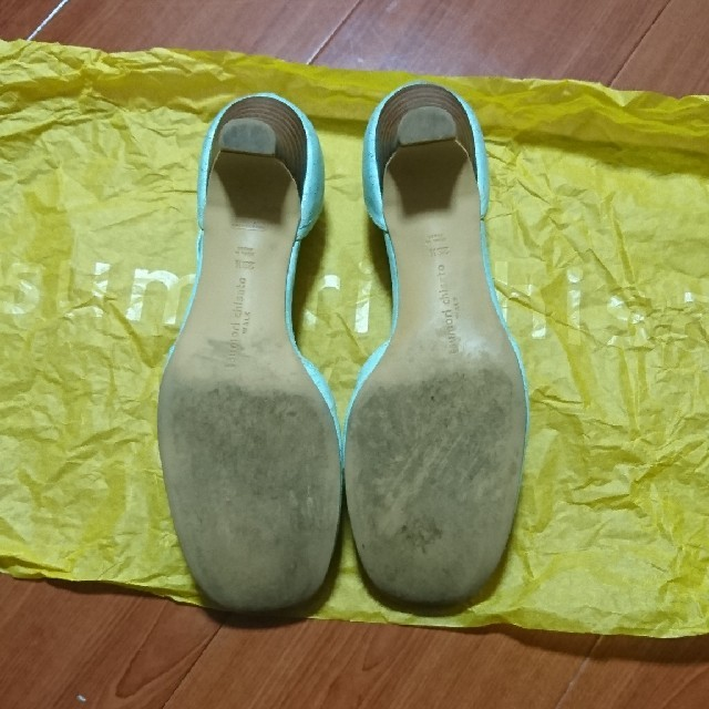 TSUMORI CHISATO(ツモリチサト)のツモリチサト TSUMORI CHISATO パンプス 23.5cm レディースの靴/シューズ(ハイヒール/パンプス)の商品写真