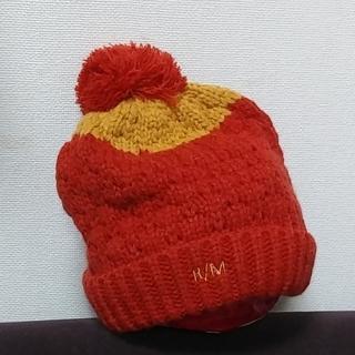 ラグマート(RAG MART)のラグマート子供服 冬帽子52~54センチ(帽子)
