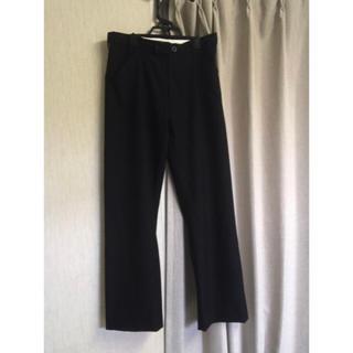 SUNSEA - sunsea19ss SNM-BLUE teketeke pants ブラック