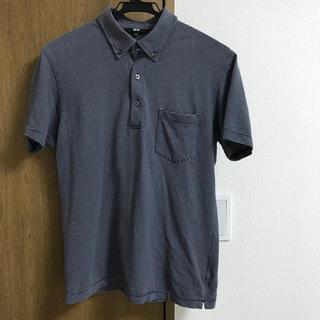 UNIQLO - UNIQLO メンズ ポロシャツ Mサイズ