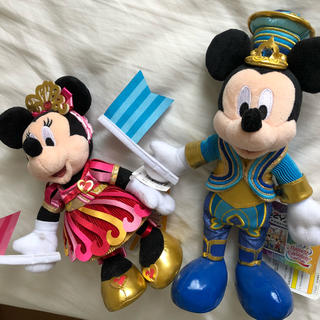 Disney - 35周年ポージープラッシー