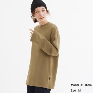 ジーユー(GU)のGUロングスリーブT 2枚セット(Tシャツ(長袖/七分))