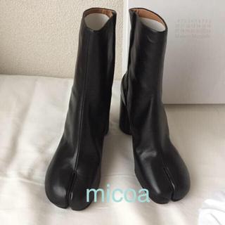 マルタンマルジェラ(Maison Martin Margiela)のMaison Margiela tabi boots マルジェラ 足袋ブーツ(ブーツ)