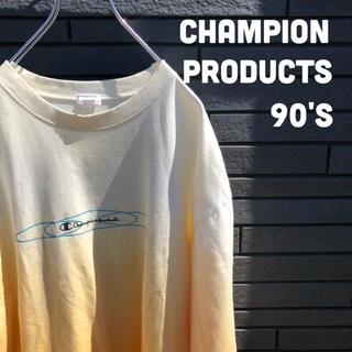 チャンピオン(Champion)の【激レア】最終値下げ中! champion 緑タグ タイダイ Tシャツ USA(Tシャツ/カットソー(半袖/袖なし))