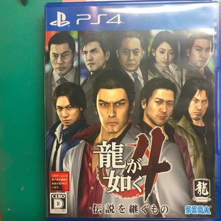 PlayStation4 - 龍が如く4 伝説を継ぐもの PS4版