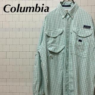 コロンビア(Columbia)のコロンビア   PFG フィッシングシャツ  長袖シャツ(シャツ)