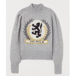 エイチアンドエム(H&M)のPRINGLE OF SCOTLAND x H&M 【新品】ハイネックニット(ニット/セーター)