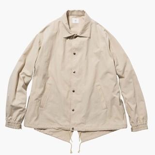 コモリ(COMOLI)のRISEY mods coat like coach jacket wed22(モッズコート)