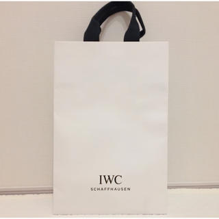 IWC - IWC 付属品 ショップ袋