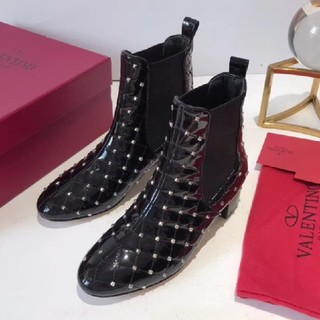 ヴァレンティノ(VALENTINO)のValentino  ヴァレンティノ ブーツ(ブーツ)
