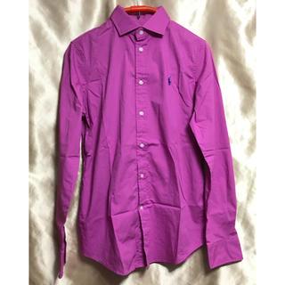 ポロラルフローレン(POLO RALPH LAUREN)のラルフローレン 長袖シャツ レディース6サイズ  866(シャツ/ブラウス(長袖/七分))
