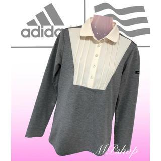 adidas - 美品♡アディダスゴルフ adipure 長袖シャツ カットソー ゴルフウェア