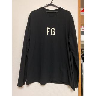 フィアオブゴッド(FEAR OF GOD)のinside out long sleeve tee(Tシャツ/カットソー(七分/長袖))