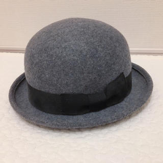 レイジブルー(RAGEBLUE)のRAGEBLUE  グレーハット帽(ハット)