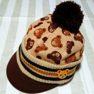 ミキハウス(mikihouse)のミキハウス 帽子 ニット帽(帽子)