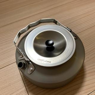 ユニフレーム(UNIFLAME)の山ケトル★美品(調理器具)