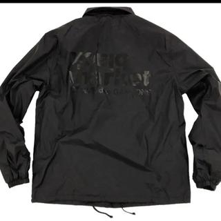 COMME des GARCONS - 闇市blackmarket コムデギャルソンコーチジャケット 新品未使用タグ付き