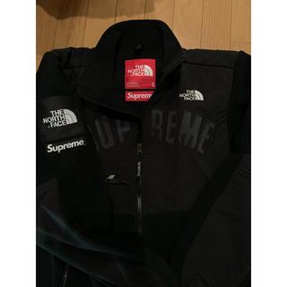 Supreme - Supreme north face denali arc fleece 黒 M