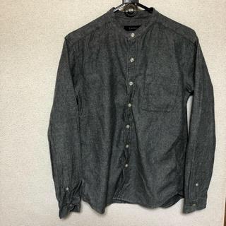 レイジブルー(RAGEBLUE)のノーカラーシャツ(シャツ)