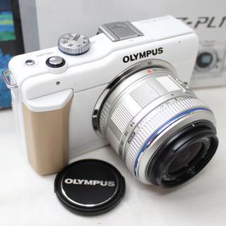 OLYMPUS - ❤️Wi-Fi❤️オリンパス PL1s ミラーレスカメラ