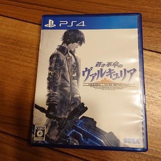PlayStation4 - 蒼き革命のヴァルキュリア PS4版