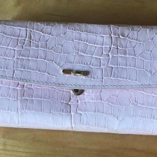 ヨンドシー(4℃)の4℃ 長財布 ピンク(財布)