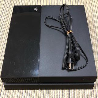 PlayStation4 - PS4 ジャンク 本体、電源ケーブル