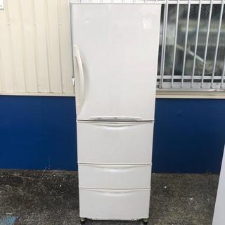 日立 - 【近郊配送無料】日立 380L 4ドア冷蔵庫 R-S381PAM
