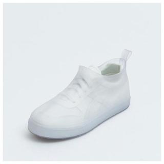 シューズカバー 防水 靴カバー 滑り止め 梅雨対策  男女兼用 お手入れ簡単(レインブーツ/長靴)